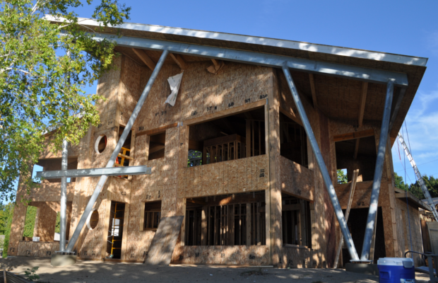 Building for LEED in Birch Haven - Carlson Studio Architecture