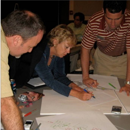 Running an eco charrette can help you bridge the most important gaps of the green building design process at the outset
