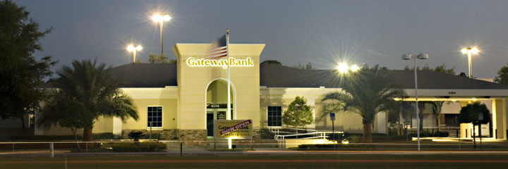 Gateway Bank Is First Leed Certified Bank In Sarasota