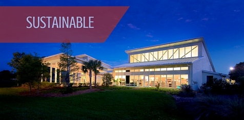 Sustainable architecture design by Carlson - come see our gallery of LEED certified projects!